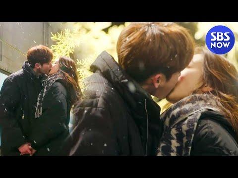 SBS [피노키오] - 입막음 키스에 애틋, 진한 키스에 심쿵