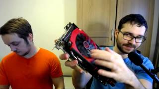 #1 Тест видеокарты MSI R9 380 Gaming 2GB