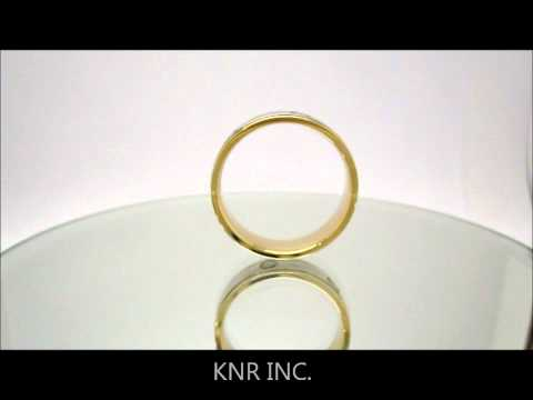 14K WHITE YELLOW GOLD MEN 39S WEDDING BAND RING A BEAUTIFUL HAND MADE