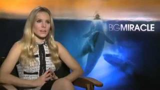Kristen Bell is One Low Maintenance Vegan - Celebrity Interview