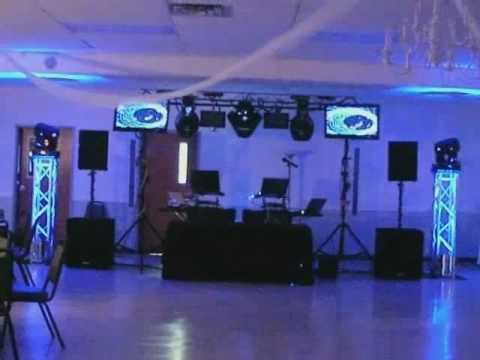 DJ Gig Log Martin MX-10 Scanners and Elation Design Spot Moving Heads