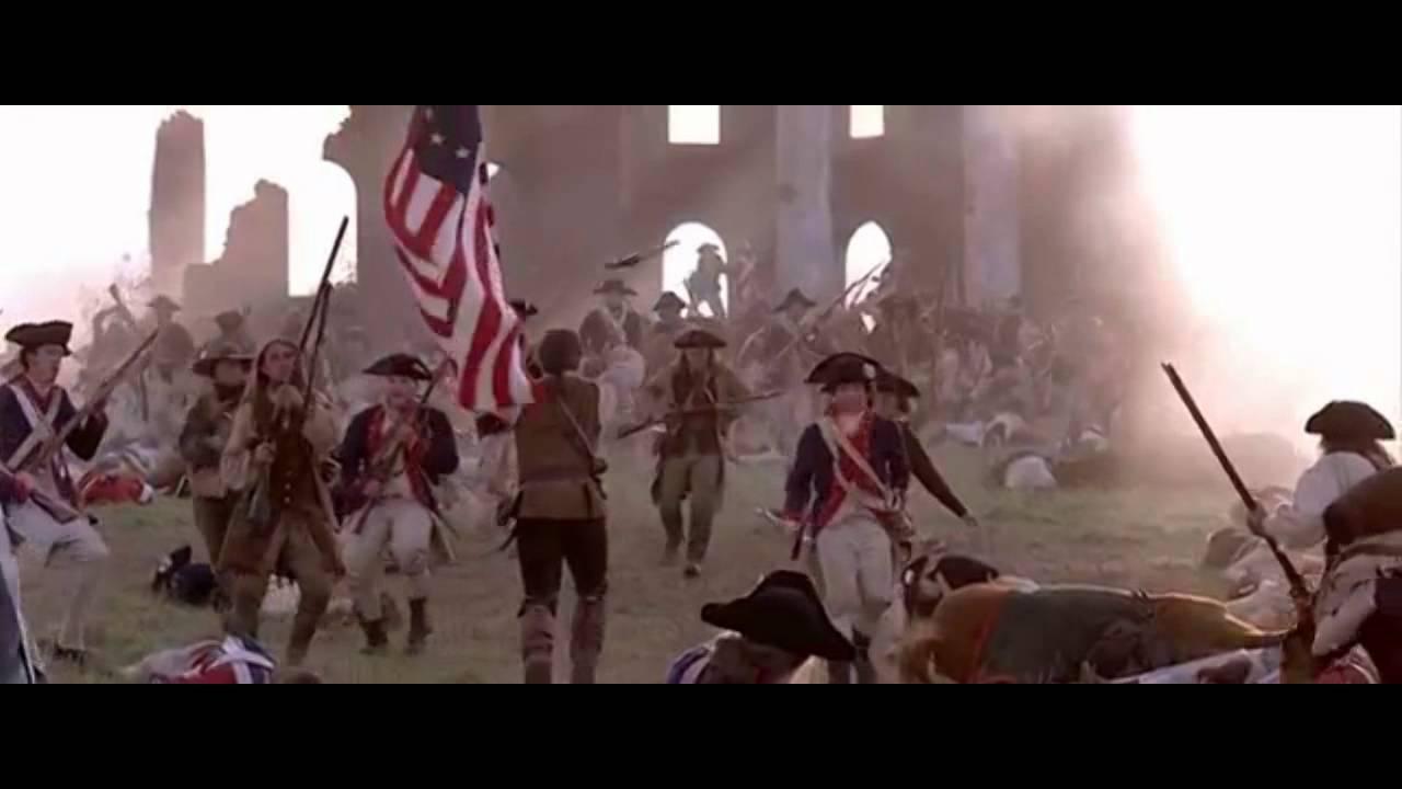 Flag Bearer / The Patriot Flag