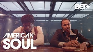 Sinqua Walls, Kelly Rowland, and Kelly Price help us relive our love for SOUL TRAIN | American Soul