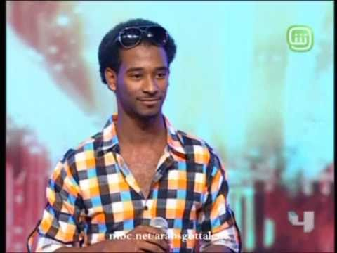 Arabs Got Talent - للعرب مواهب - Ep 6 - ياسر العلياني