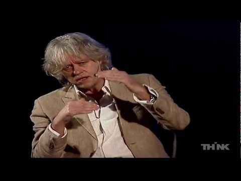 The Personal Is Political: Bob Geldof at THiNK2012