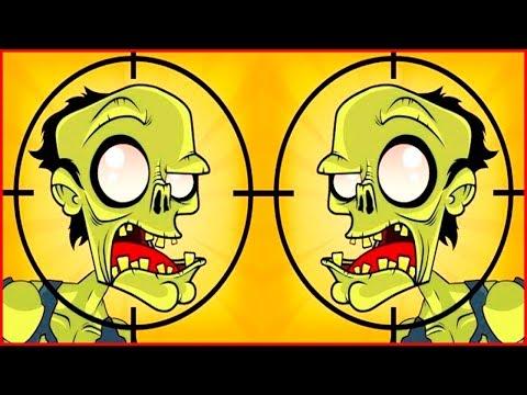 Stupid Zombies  2 Глупые зомби 2 стреляем по зомби с дробовика игра от Фаника