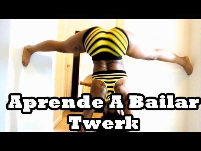 Aprende A Bailar Twerk (Twerking)