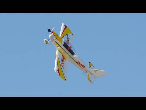 Dynam Focus EP 400 4CH Brushless Aerobatics 3D Plane
