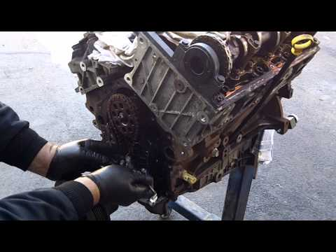 2002 Ford Explorer Timing Chain update 12-15-2012 Main Chain Removal