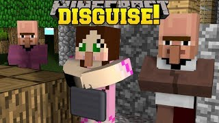 Minecraft: DISGUISE BREAK IN!! - SCIENCE SANTA - Custom Map [3]