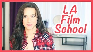 Тур по Los Angeles Film School