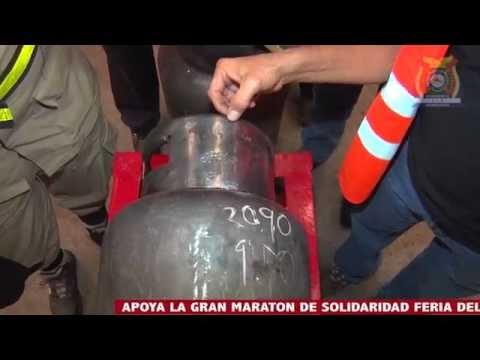 FABRICACION Y LLENADO DE CILINDROS PARA GAS LP