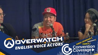 #ConventionCoverage: Overwatch [SacAnime Winter 2018 - Friday]