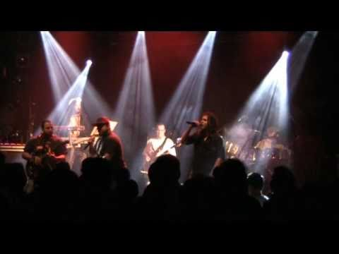soul mafia click en live le 21/10/10 cooperative de mai/Pierpoljak