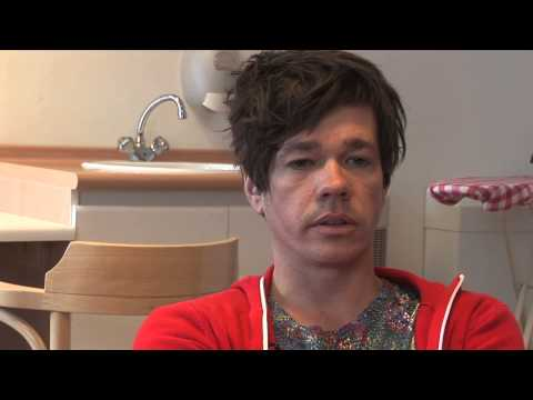 Fun. interview - Nate Ruess (part 1)