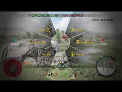 World of Tanks Xbox one SU-85I
