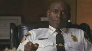 The Wire - Daniels Has Had Enough