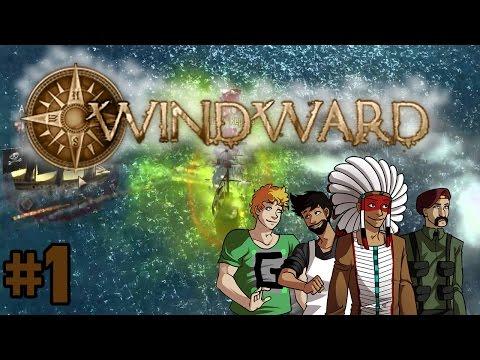 Team Nancy Drew plays Windward - Part 1
