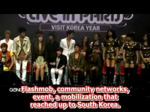 ENG SUB Super Junior SNSD F(x) Shinee NEWS French TV Kpop and...