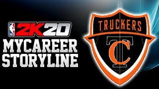 "NBA 2K20 - ""NEW"" MYCAREER STORYLINE! CHURCHLAND HIGH SCHOOL CONFIRMS INVOLVEMENT IN MYPLAYER MODE"