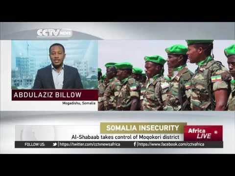 Al-Shabaab Takes Control Of Somalia's Moqokori  District Ethiopian troops were seen evacuating towar