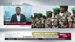 Al-Shabaab takes control of Somalia's Moqokori  district