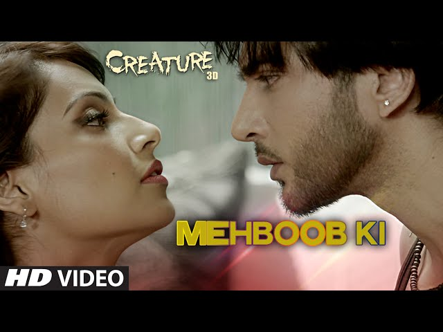 OFFICIAL: 'Mehboob Ki' VIDEO Song | Creature 3D | Mithoon | Bipasha Basu | Imran Abbas