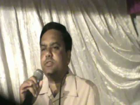 N N Murthy speaks on Paryavaran Kavitodyam at Bhopal
