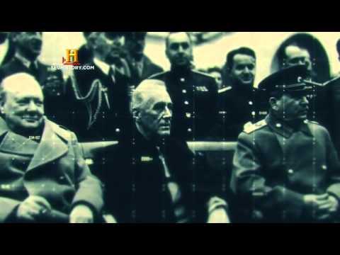 A Segunda Guerra Mundial Vista do Espaço