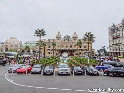Monaco Monte Carlo Cars Monaco Monte Carlo Casino And