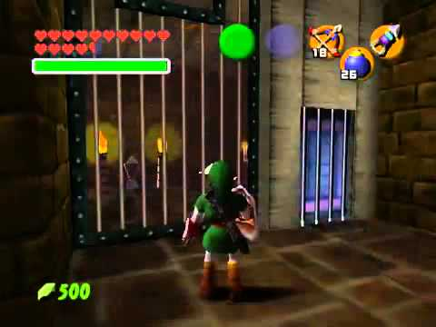 The Legend of Zelda - Ocarina of Time - Nintendo 64  legend  of zelda - User video