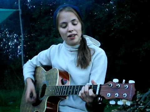 Орлятские песни - Девушка с обложки