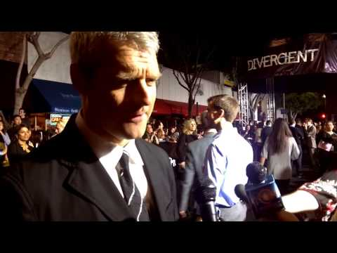Interview With Neil Burger At Divergent Premiere