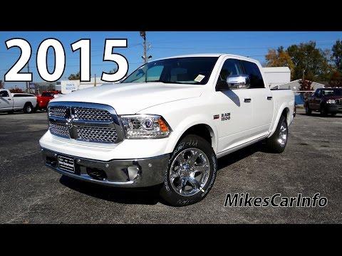 2015 RAM 1500 LARAMIE CREW CAB 5157