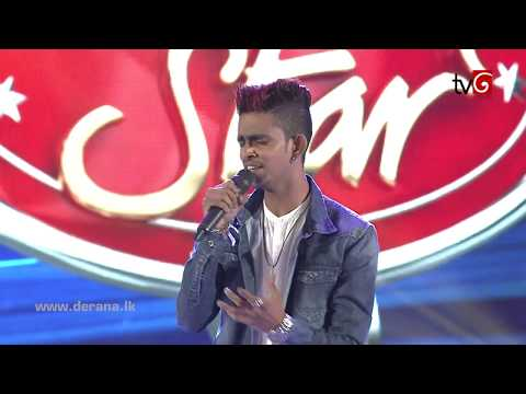Dream Star Season 7 | Final 30  (01st Group) Asanjaya Imashan  ( 22 - 07-  2017 )