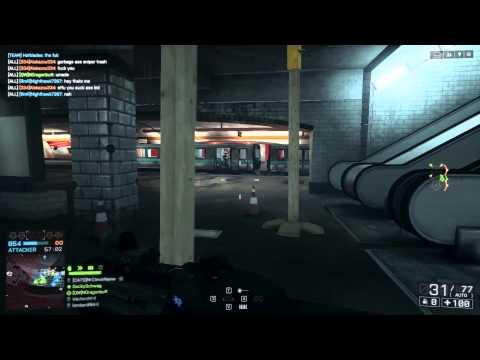 Battlefield 4: Multiplayer Bad For Kids? (Battlefield 4 F2000 Second Assault Multiplayer 1080p)