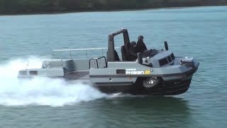 Gibbs Sports - Phibian High Speed Amphibian Vehicle [360p]