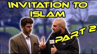 Video: Choo-Choo! Who put me on this Train of Life? - Muhammad Tawheed vs Sebastian 3/3