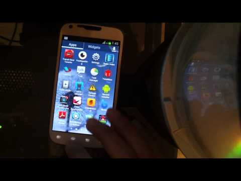 rom review Jedi mind trick v9 Sgh t989 galaxy s2 (S3 themed)