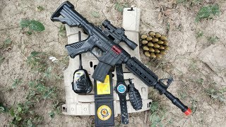 Guns Toys for Kids Military playset Video for kids