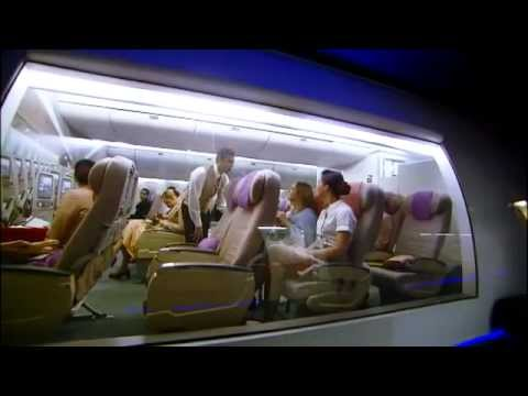 Emirates Cabin Crew Training video