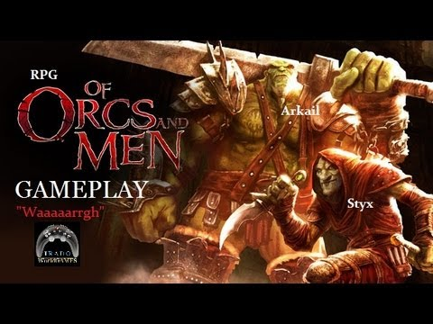 Of Orcs and Men Waaaaarrgh GAMEPLAY
