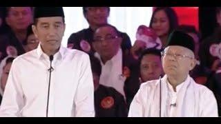 Kata Capres Soal Caleg Mantan Napi Koruptor (Debat Pertama Pilpres 2019 - Bag 5)