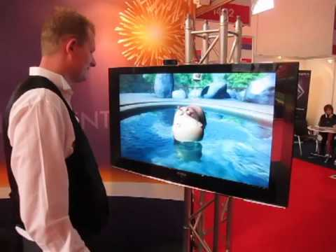 Nel the Hippo at EAS London 2011