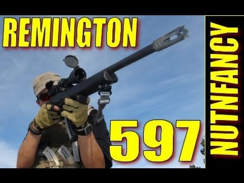 The Remington 597 by Nutnfancy