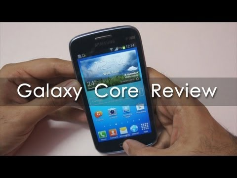 Samsung Galaxy Core Review a Good Midrange Android Phone