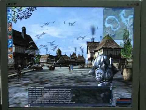 Darkfall Online - Alpha Video
