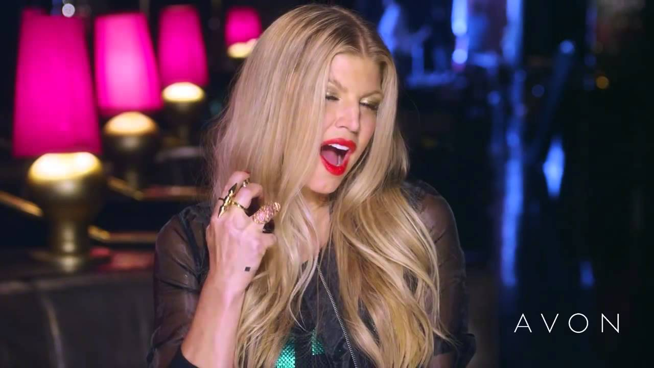 Avon Outspoken Party by Fergie Fergie