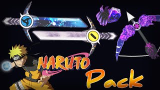 ★ Minecraft PvP Texture Pack Naruto Pack ★