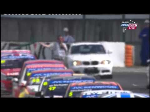 WTCC 2013 Hungary Race 2 - FULL ENG